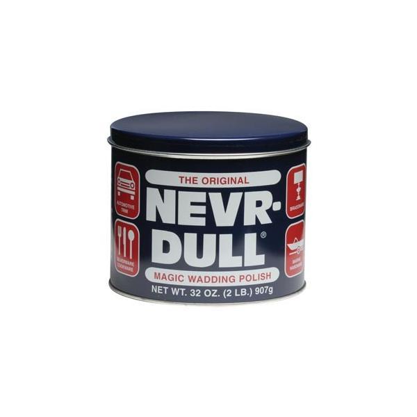 《あすつく》NEVR-DULL ネバダル ネバーダル メタルポリッシュ 142g【バイク用品】|cycle-world