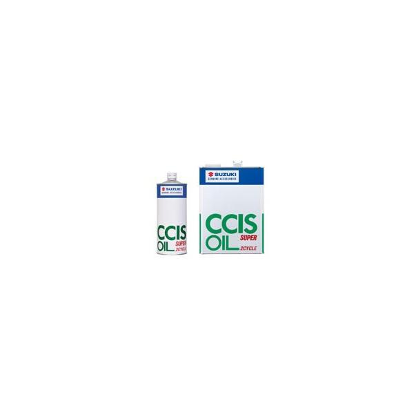 《あすつく》〔SUZUKI〕CCIS オイル スーパー 1L 2サイクルオイル 2st ツースト 純正オイル スズキ バイク用品 cycle-world