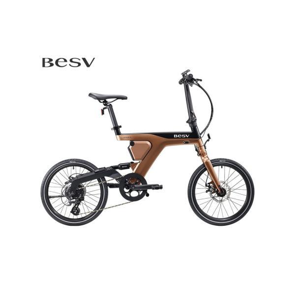 (対面販売品:店頭受取のみ)ベスビー(BESV) PSF1 電動アシスト折りたたみ自転車 e-Bike
