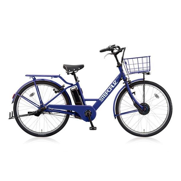 ステップクルーズe ブリヂストンサイクル 電動自転車 ST6B48  2018年モデル|cyclespot-dendou|02