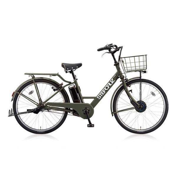 ステップクルーズe ブリヂストンサイクル 電動自転車 ST6B48  2018年モデル|cyclespot-dendou|03