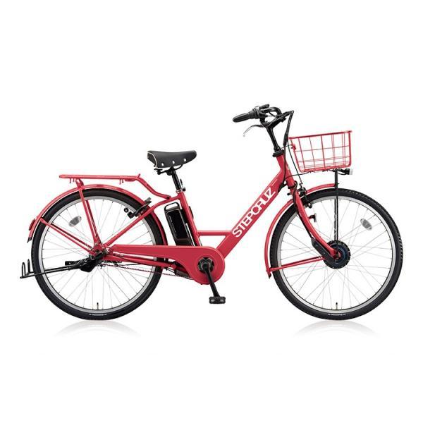 ステップクルーズe ブリヂストンサイクル 電動自転車 ST6B48  2018年モデル|cyclespot-dendou|05