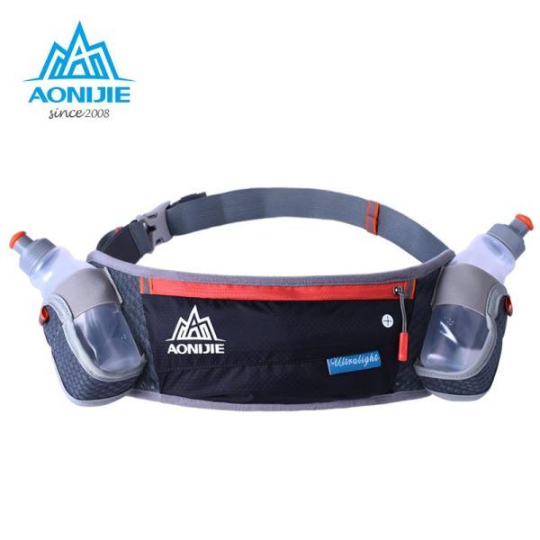ランニングポーチ ダブルボトル ウェストポーチ ウォーキング ランニング ジョッキング 送料無料 AONIJIE/ANJ-E886|cyclingnet|02