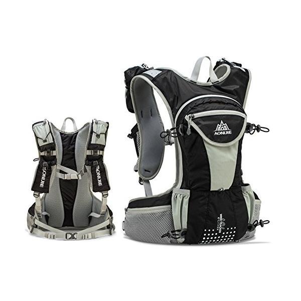 ハイドレーションバッグ 超軽量・コンパクト 本格的 ランニング・サイクリング・ハイキング用 送料無料 AONIJIE/ANJ-E905|cyclingnet|02