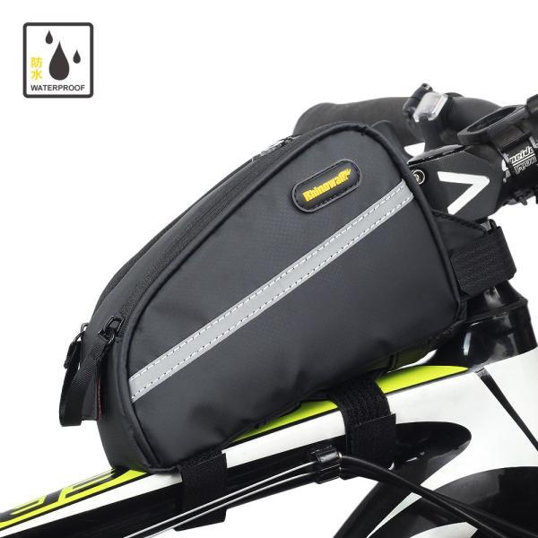 トップチューブバッグ フレームバッグ 自転車 ロードバイク 送料無料 LEOSPO LS-031|cyclingnet|02