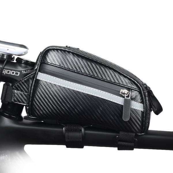 トップチューブバッグ フレームバッグ 自転車 ロードバイク 送料無料 LEOSPO LS-031|cyclingnet|03