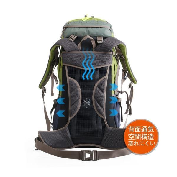 アルパインパック バックパック リュックサック 登山リュック ハイキング 富士登山 アウトドア 送料無料 MALEROADS/MLS2199|cyclingnet|03