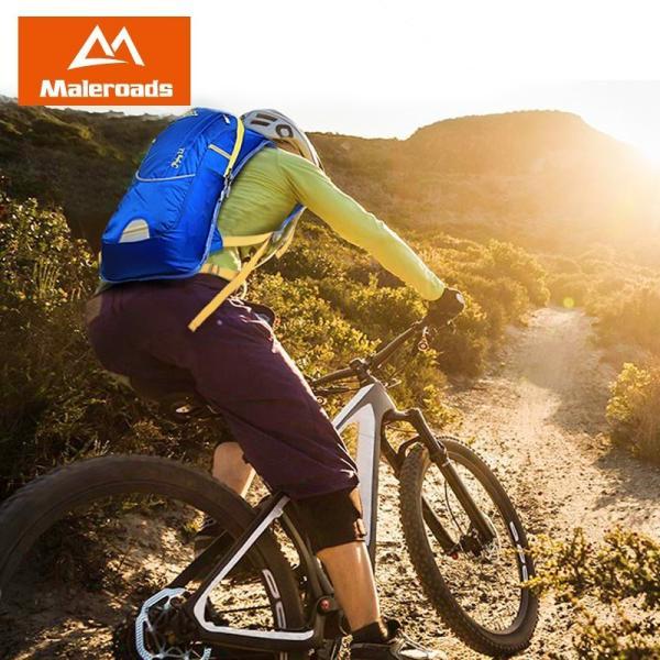 サイクリングバッグ ハイドレーションパック対応 コンパクト 小幅 MALEROADS/MLS2948|cyclingnet|06