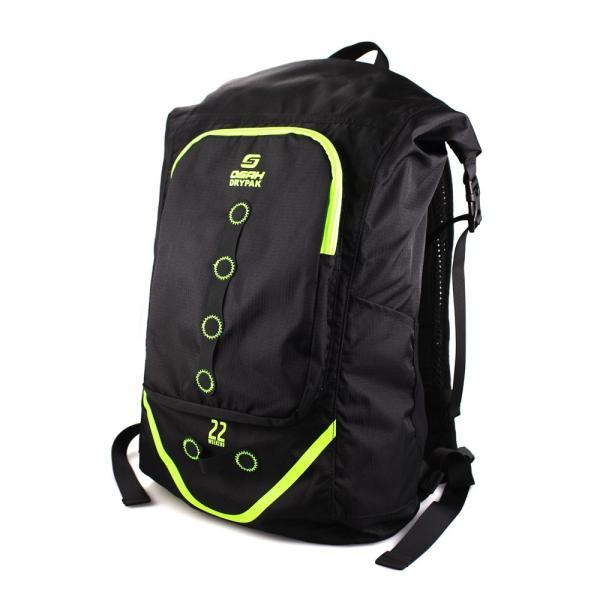 防水バックパック デイバック リュック 22L ザック 軽量 防水 アウトドア キャンプ ハイキング 旅行 通勤 自転車 男女兼用 送料無料 OSAH/OS-UCB02-A0122|cyclingnet|02