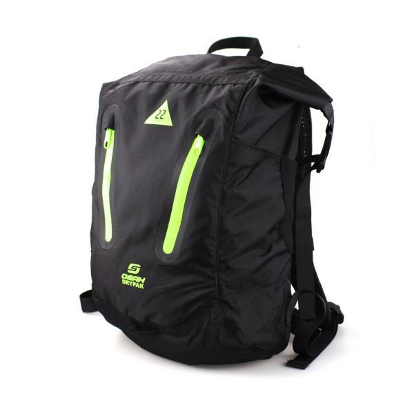 防水バックパック デイバック リュック 22L ザック 軽量 防水 アウトドア キャンプ ハイキング 旅行 通勤 自転車 男女兼用 送料無料 OSAH/OS-UCB05-A1322|cyclingnet|02