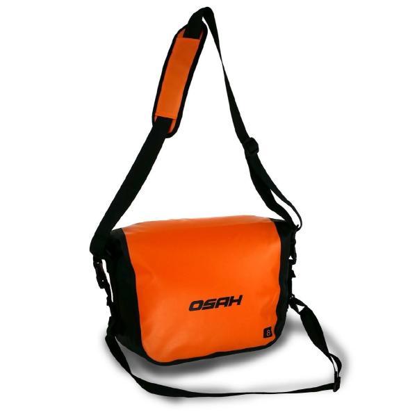 シンプル 防水メッセンジャーバッグ DRY PAK 8L 4カラー ドライバッグ 送料無料 OSAH-Q14607 cyclingnet 02