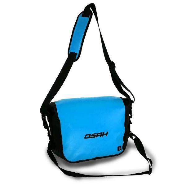 シンプル 防水メッセンジャーバッグ DRY PAK 8L 4カラー ドライバッグ 送料無料 OSAH-Q14607 cyclingnet 04