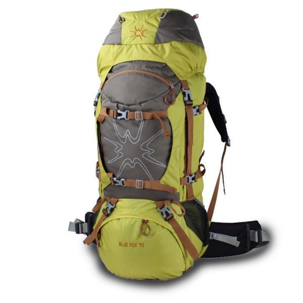 SAMST (70L) アルパインパック バックパック リュックサック 登山リュック 防災リュック ザック ハイキング 富士登山 アウトドア 送料無料 SAMST/RS-B0075|cyclingnet|04