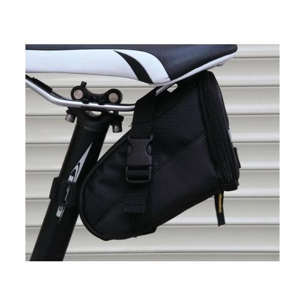 サドルバッグスリム パンク修理セット類収納用 サイクリング ロードバイク 自転車 クロスバイク 送料無料 CYCLINGNET/YRH2013|cyclingnet|06