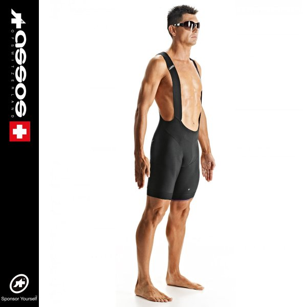 XL ASSOS ASSOS T.607/_s5 winter bibshorts