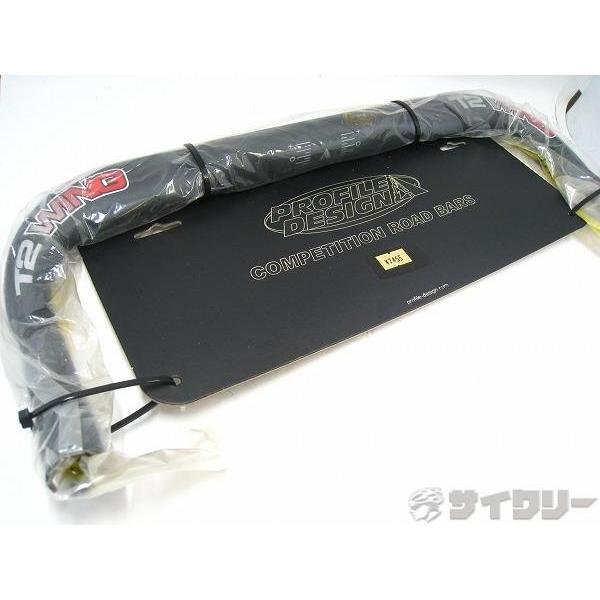 ハンドル DHバー プロファイルデザイン ベースバー T2 WING 420mm/31.8mm アルミ - 中古|cycly