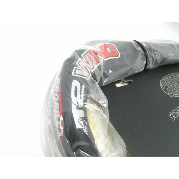 ハンドル DHバー プロファイルデザイン ベースバー T2 WING 420mm/31.8mm アルミ - 中古|cycly|02