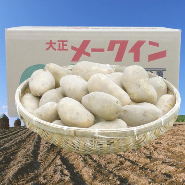 【帯広幸福町松浦農場】メークイン 特M玉10kg・1箱|cyuoseika|02