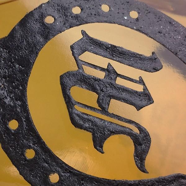名入れ彫刻 ホワイトホース デザインが選べる蹄鉄イニシャルデザインボトル 200ml|d-craft|04