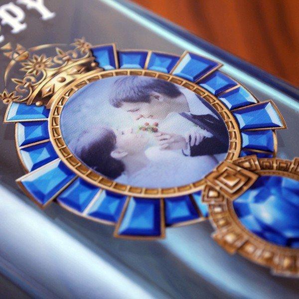 名入れ印刷 記念の写真をボトルに印刷!ボンベイサファイア 名入れ記念ボトル 750ml|d-craft|04