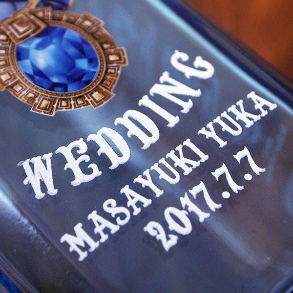 名入れ印刷 記念の写真をボトルに印刷!ボンベイサファイア 名入れ記念ボトル 750ml|d-craft|05