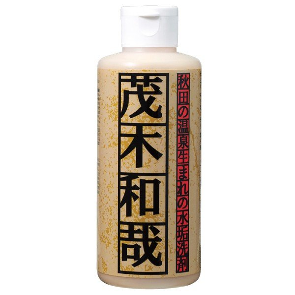 茂木和哉水垢洗剤1本(200ml)大掃除掃除用品