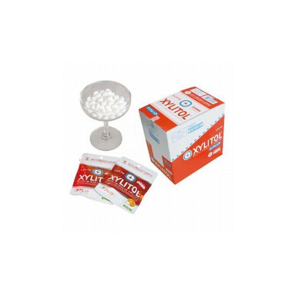 キシリトールタブレット オレンジ 1箱(10袋:35g/袋)