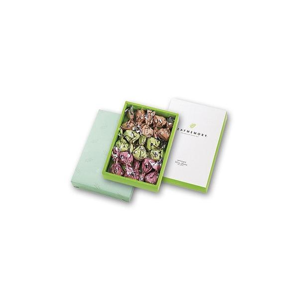◆〈モンロワール〉リーフメモリーギフトボックス15個入-LR317[E]glm|d-kintetsu-ec