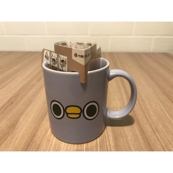 珈琲貴族エジンバラ監修 高級ドリップコーヒー/貴族ブレンド(一杯分) d-kobo 02