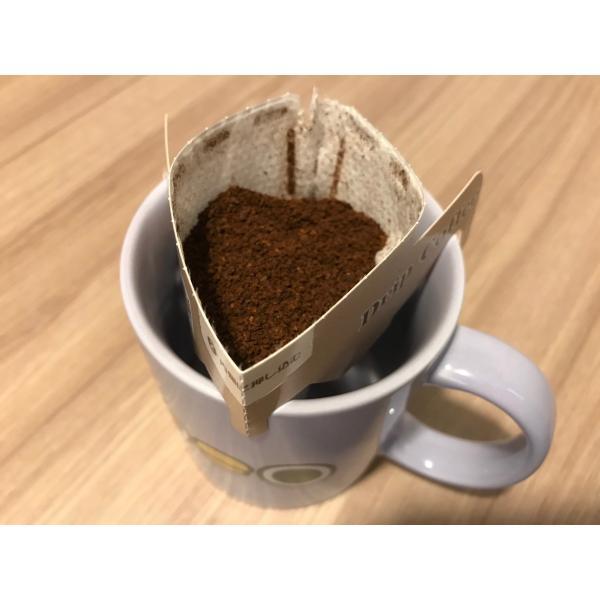 珈琲貴族エジンバラ監修 高級ドリップコーヒー/貴族ブレンド(一杯分) d-kobo 03