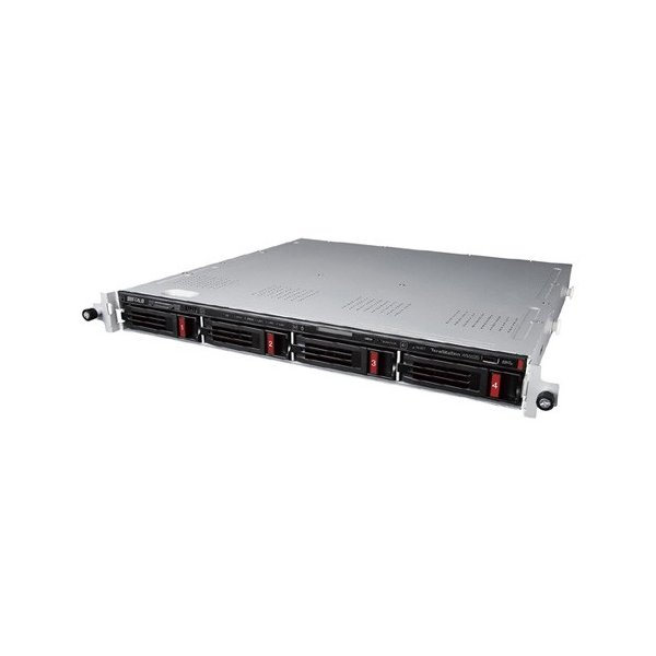 Windows Server IoT 2019 for Storage Standard Edition搭載 4ベイラックマウントNAS 24TB WS5420RN24S9