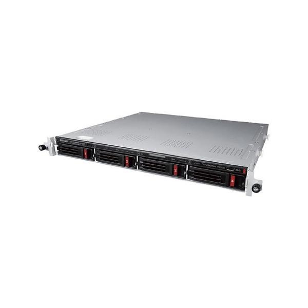 Windows Server IoT 2019 for Storage Standard Edition搭載 4ベイラックマウントNAS 16TB WS5420RN16S9