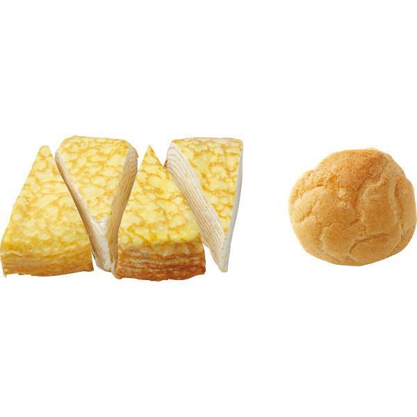 北海道ミルクレープ&シュークリームセット 5815-070064