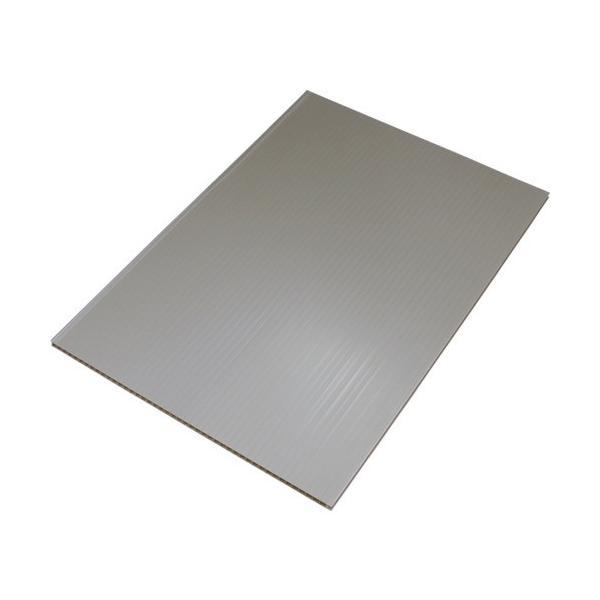 住化 プラダン サンプライHP40060 3×6板グレー HP40060GY