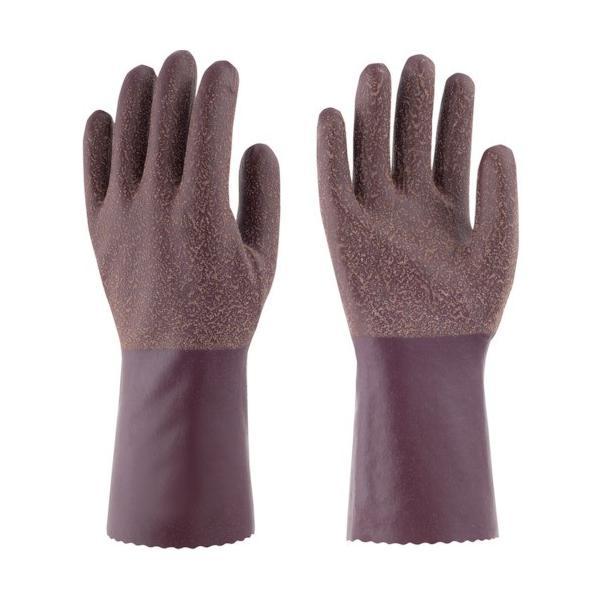 トワロン 天然ゴム手袋 トワロンロング LL 1522L