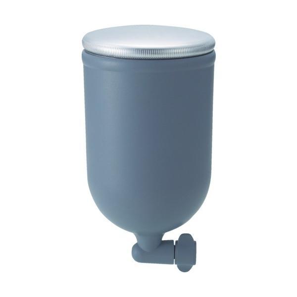 TRUSCO 塗料カップ 重力式用 容量0.4L フッ素コートタイプ TGC05