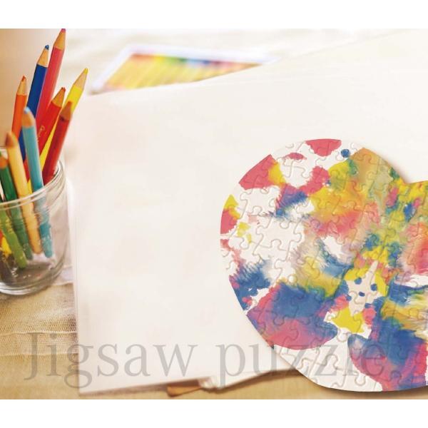 ジグソーパズル 子供の絵で作る雑貨 子供の絵 アートデザイン オリジナルグッズ 子供誕生日プレゼント|d-pop-pro