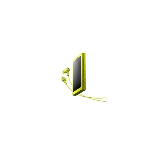 ★◇ソニー / SONY NW-A37HN (Y) [64GB ライムイエロー] 【デジタルオーディオプレーヤー(DAP)】