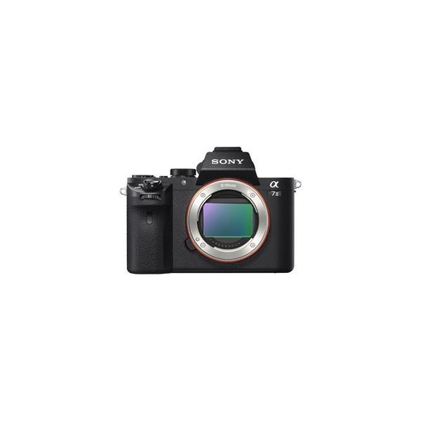 ソニー / SONY フルサイズミラーレス一眼カメラ α7 II ILCE-7M2 ボディ 【デジタル一眼カメラ】