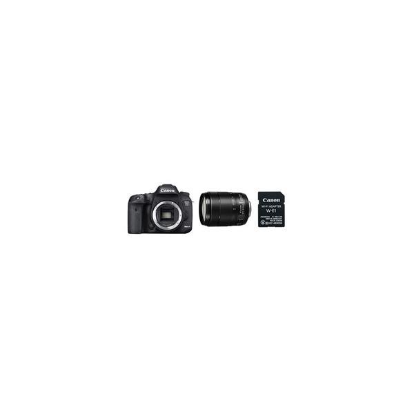 キヤノン / CANON EOS 7D Mark II EF-S18-135 IS USM レンズキット W-E1 【デジタル一眼カメラ】