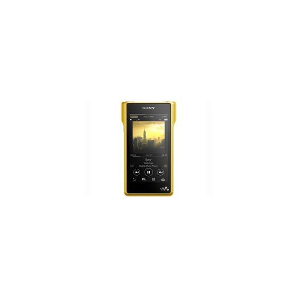 ソニー メモリープレーヤー NW-WM1Z N ゴールド 容量:256GBの画像