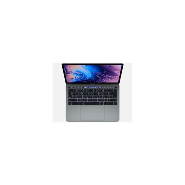 MacBookPro 13インチ Touch Bar搭載モデル[2018年/SSD 512GB/メモリ 8GB/2.3GHzクアッドコア Core i5]スペースグレイ MR9R2J/Aの画像