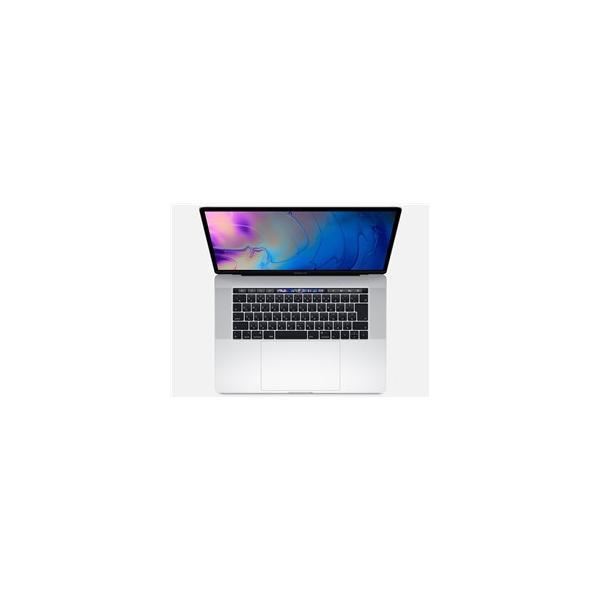 MacBookPro 15インチ Touch Bar搭載モデル[2018年/SSD 512GB/メモリ 16GB/2.6GHz6コア Core i7]シルバー MR972J/Aの画像