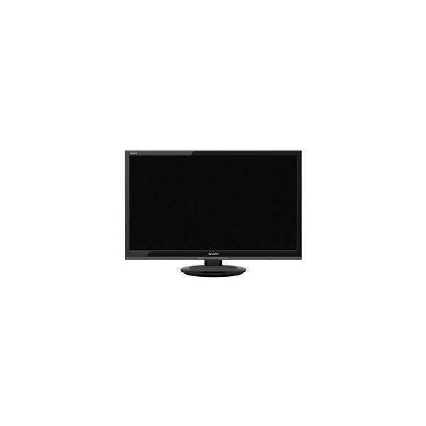 シャープ 24V型 液晶テレビ AQUOS(アクオス) 2T-C24AD-B ブラック系の画像