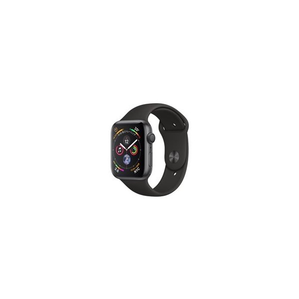 Apple Watch Series 4 GPSモデル 44mm スポーツバンドの画像