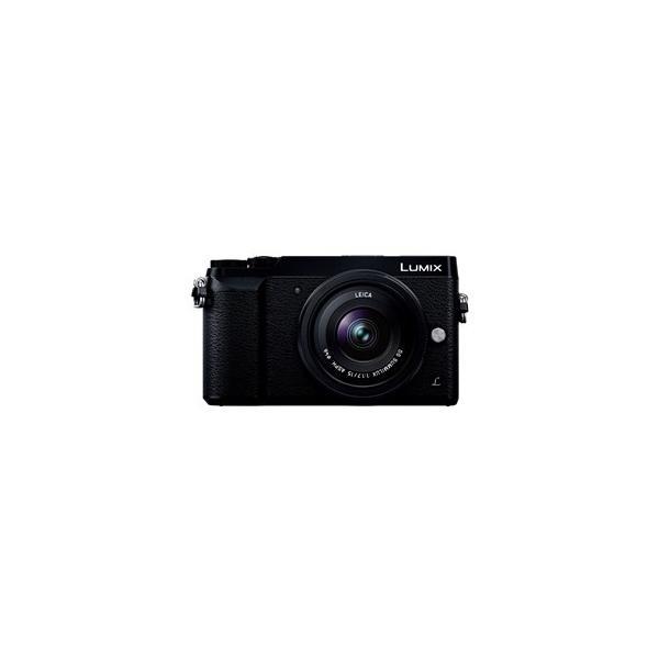 ●LUMIX DMC-GX7MK2L-K 単焦点ライカDGレンズキット [ブラック] 【デジタル一眼カメラ】