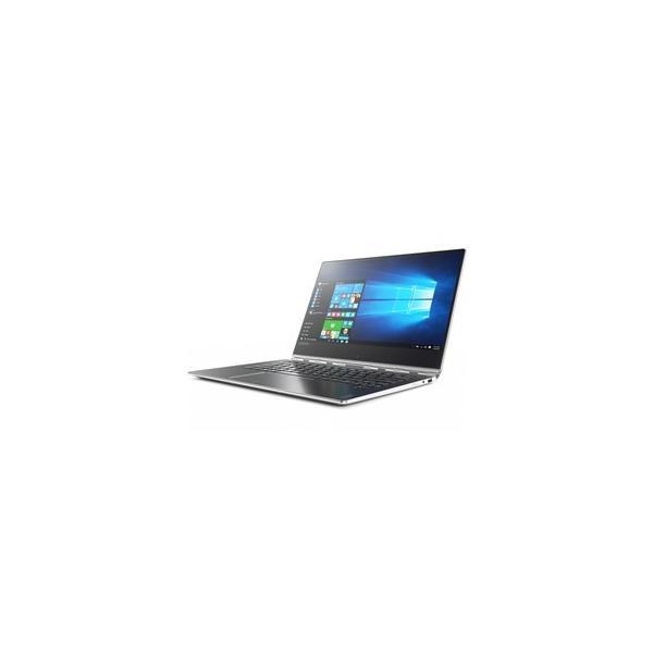LENOVO 80VF001AJP ノートパソコン Yoga 910 プラチナシルバー [13.9型 /intel Core i5 /SSD:256GB /メモリ:8GB /2017年1月モデル]の画像