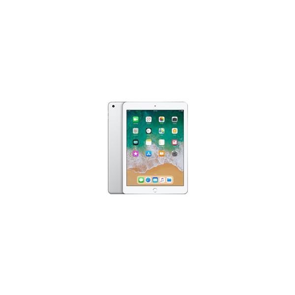APPLE iPad WiFi 32GB S 6thMR7G2J/A(iPad WiFi 32GB シルバー)6th シルバーApple Pencilに対応した9.7型iPad(Wi-Fiモデル、32GB)の画像