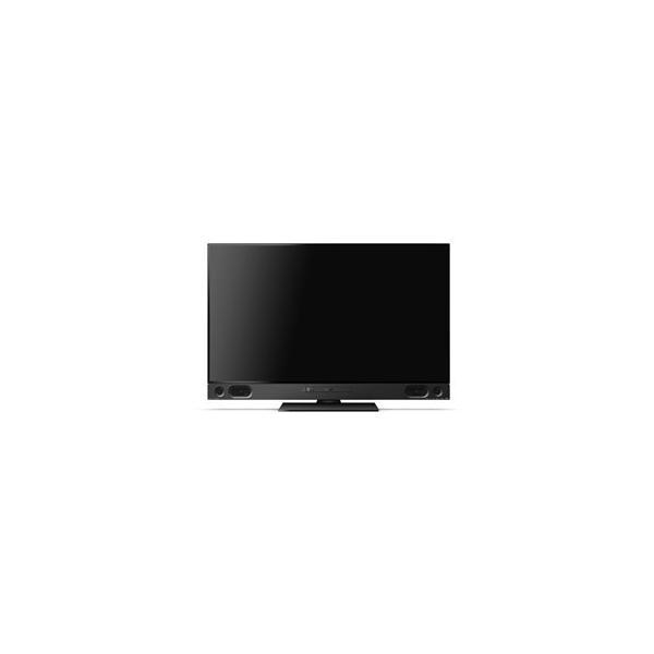 三菱電機 58V型 BS/CS 4Kチューナー内蔵液晶テレビ REAL(リアル)(Ultra HD ブルーレイ再生)(2TB) LCD-A58RA1000 ブラックの画像