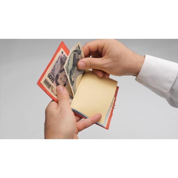 【建築家がつくった、アイデアを書き留めるためのメモ帳&財布】A4メモウォレット スリム|d-tsutayabooks|03